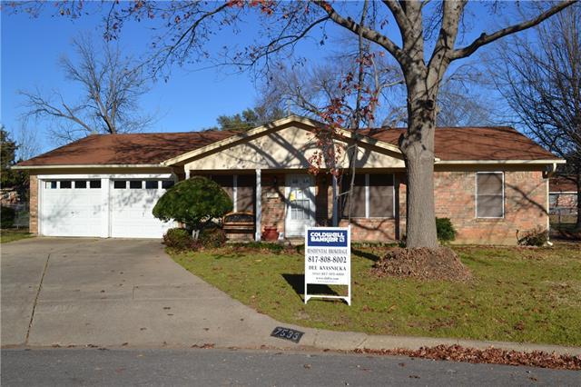 7533  Susan Court, North Richland Hills, TX 76180