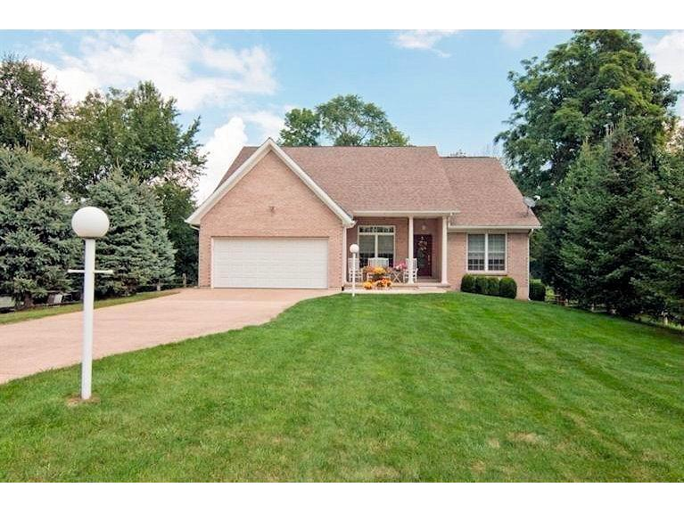 608 Lorelei Drive, Perry Twp, OH 45118