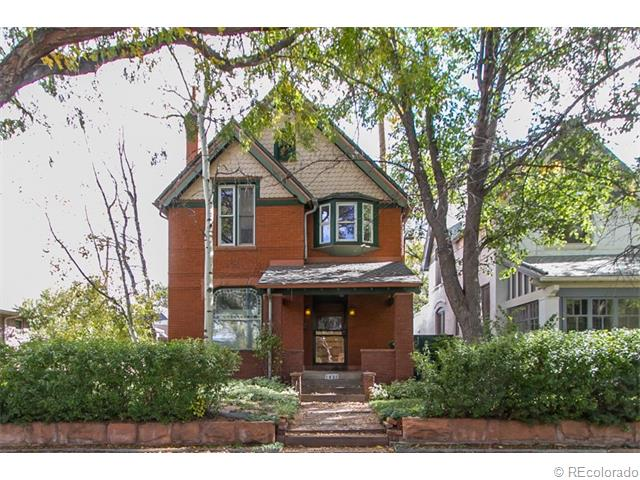 1632 Vine Street, Denver, CO 80206