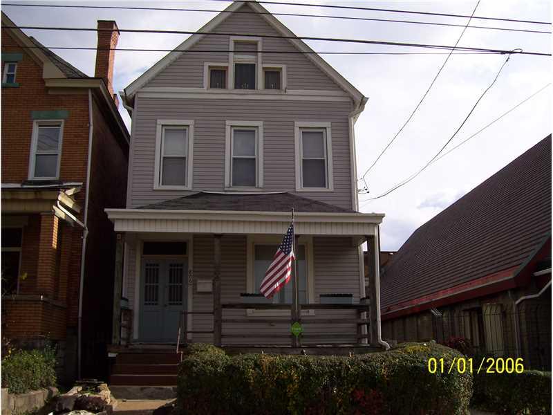806 Brushton Avenue, Homewood-brushton, PA 15208
