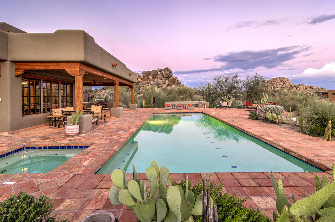 35150 N Whileaway Road, Carefree, AZ 85377