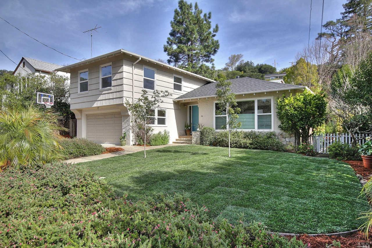 34 Valley Road, San Anselmo, CA 94960