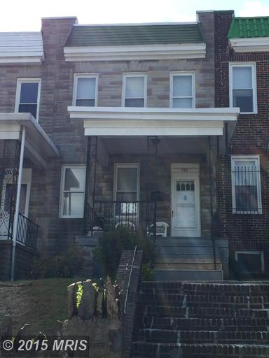 516 Hurley Avenue, Baltimore, MD 21223