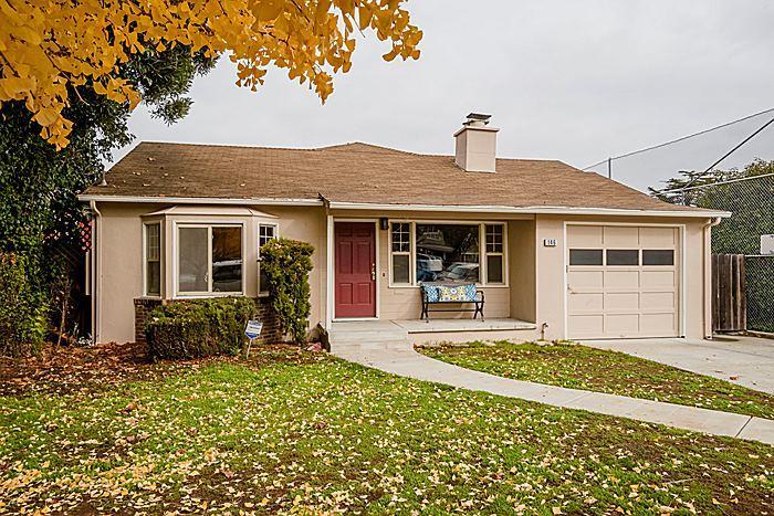 146 Crescent Ave, Burlingame, CA 94010