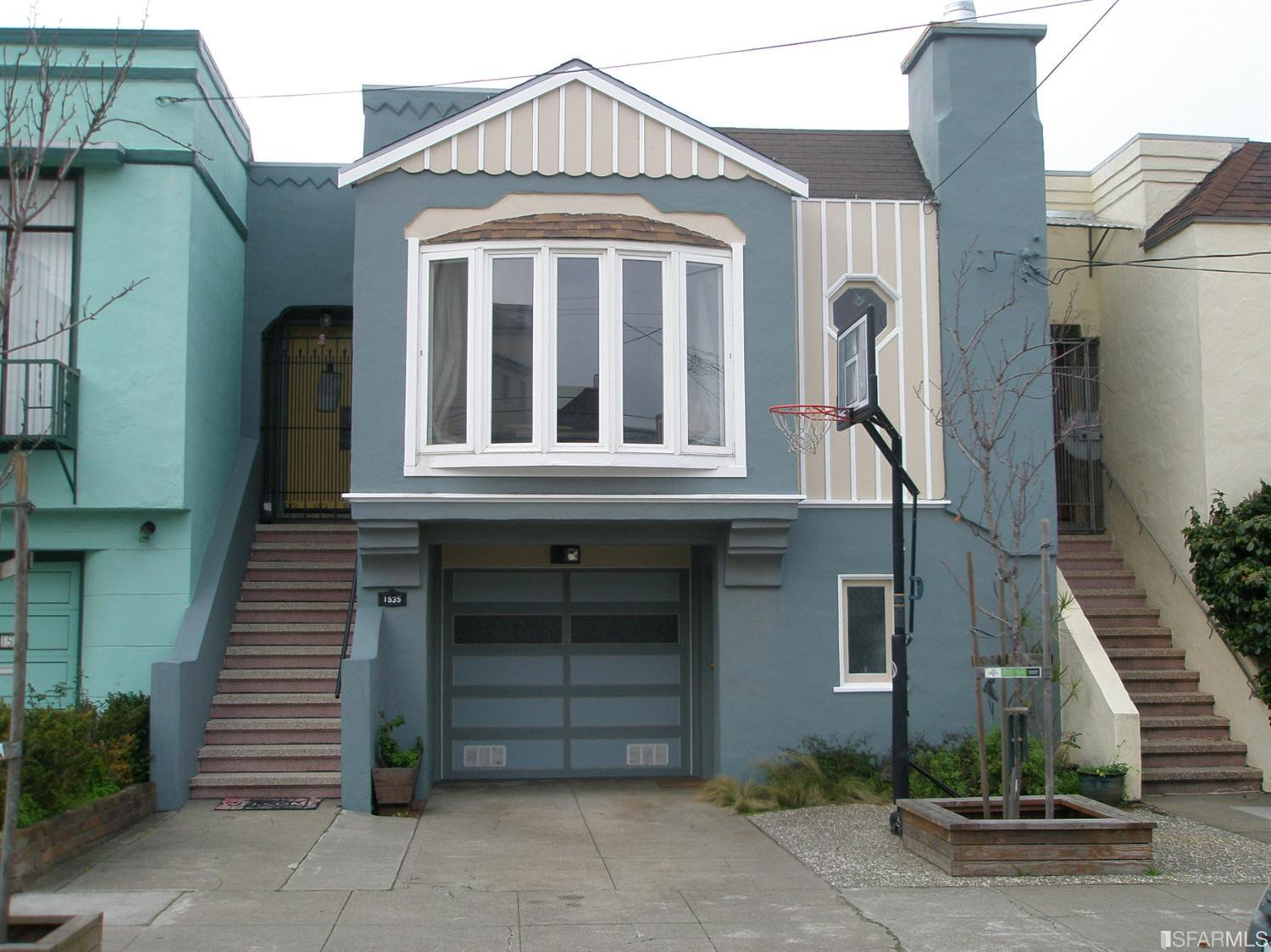 1535 40th Avenue, San Francisco, CA 94122