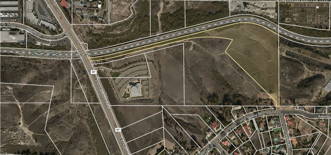 Lot 00 El Camino Real, Oceanside, CA 92056