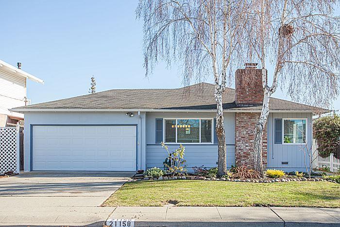 21158 Ashfield Ave, Castro Valley, CA 94546