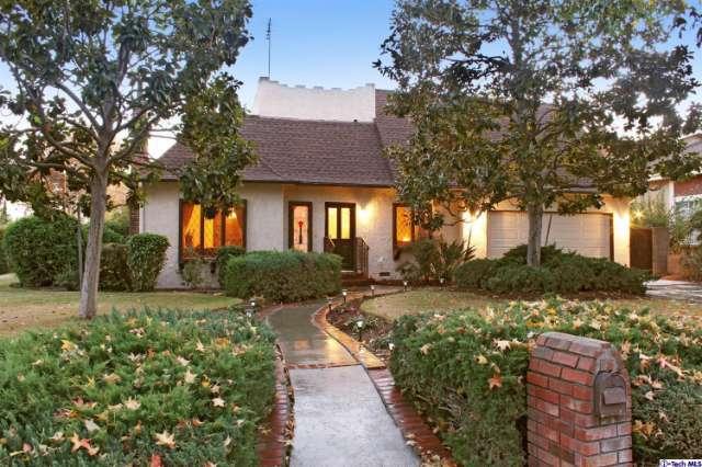 400 West Le Roy Avenue, Arcadia, CA 91007
