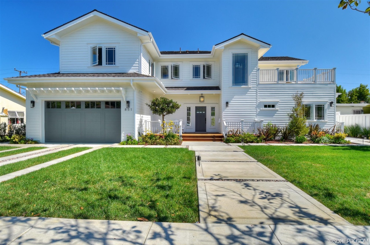 851  Cabrillo, Coronado, CA 92118