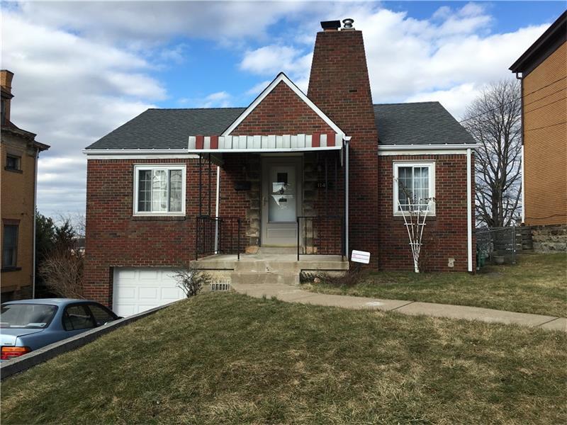 114 Stewart Ave, Carrick, PA 15227