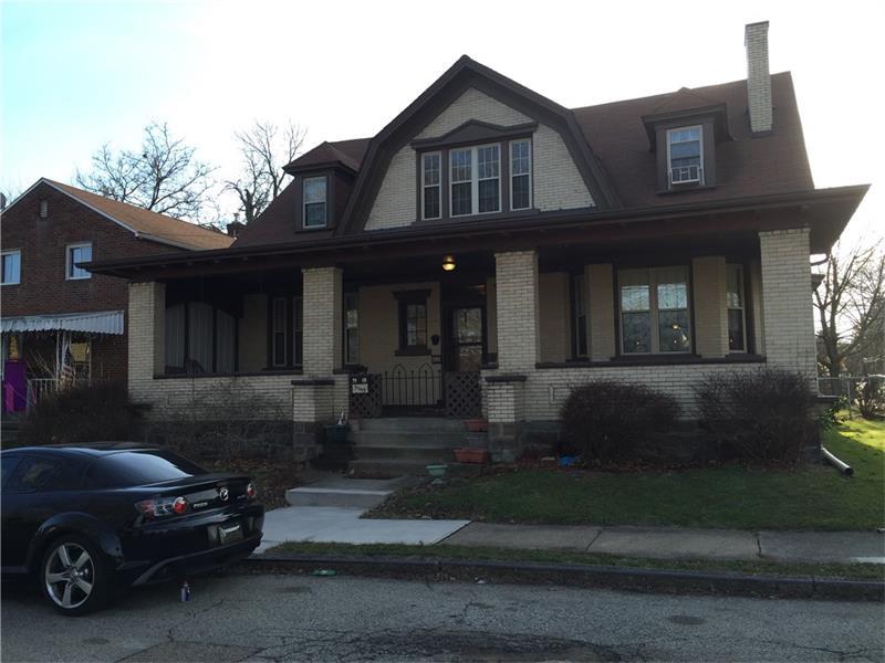 3369 Francisco Street, Sheraden, PA 15204
