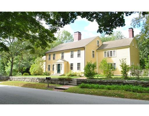 41 Wood Street, Concord, MA 01742