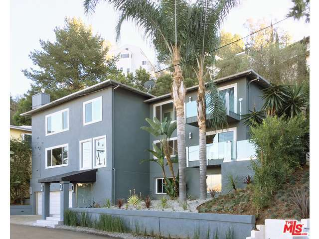 7346 Pacific View Dr, Los Angeles, CA 90068