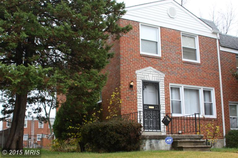 5533 Whitwood Road, Baltimore, MD 21206