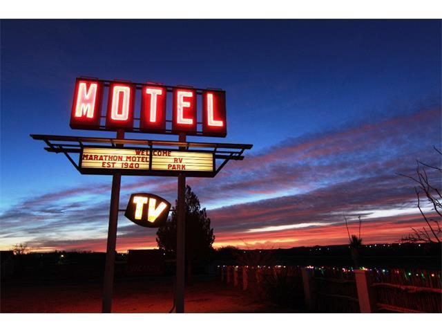 701  Marathon Motel, Other, TX 79842