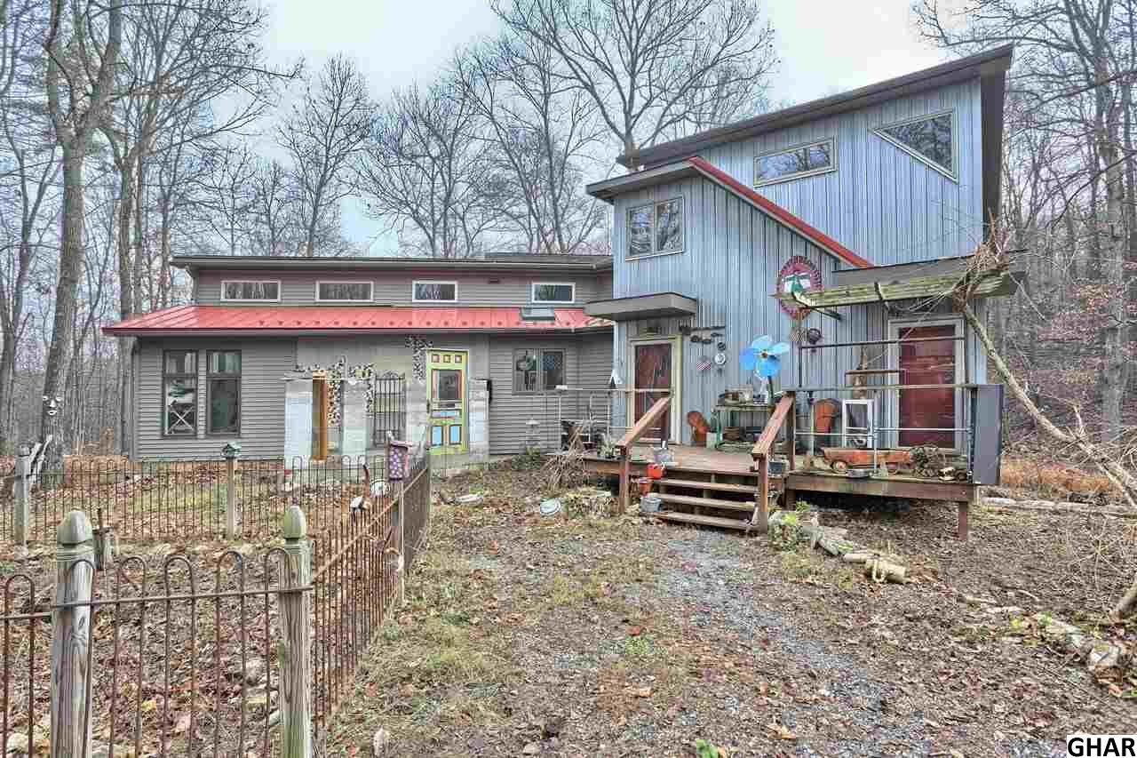 260 Turtle Ridge Road, Shermans Dale, PA 17090
