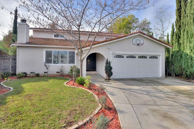 4869 Popejoy Ct, San Jose, CA 95118