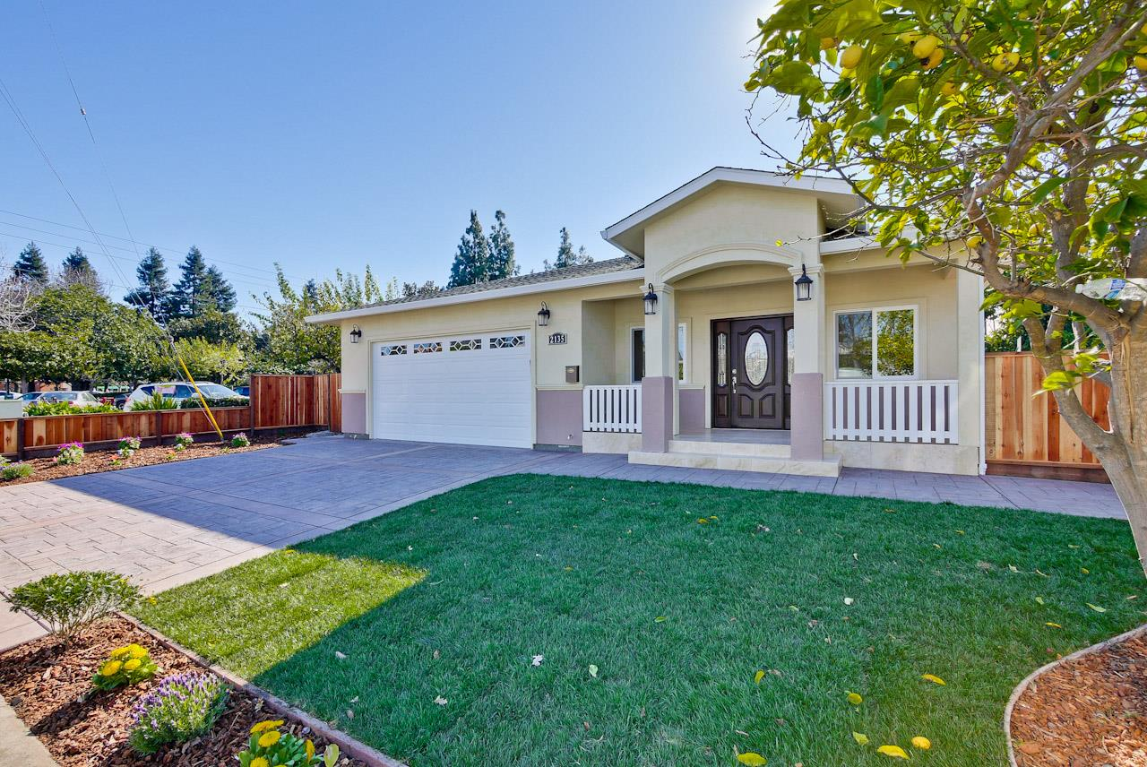 2135 Leland Ave, Mountain View, CA 94040