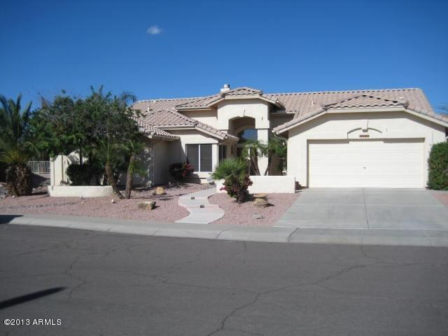 8542 W Rosemonte Drive, Peoria, AZ 85382