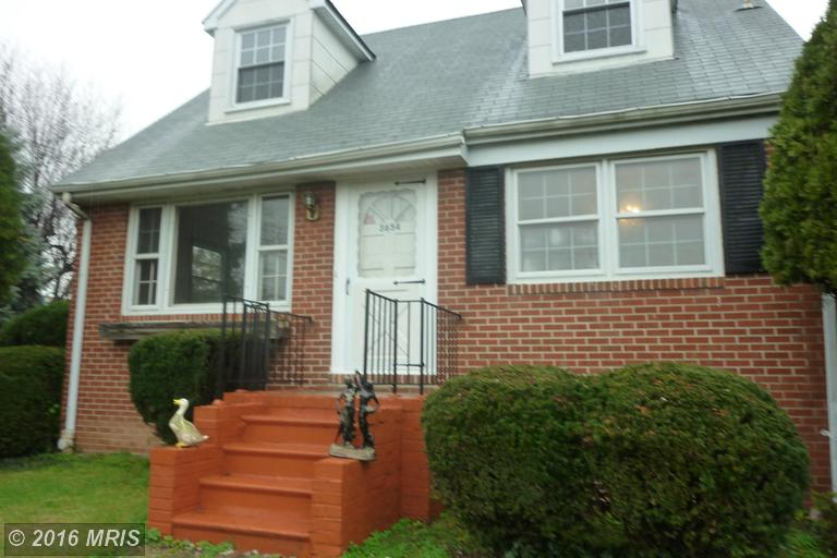 3654 Hineline Road, Baltimore, MD 21229