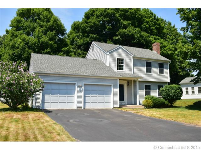 20  Carolyn Dr, Manchester, CT 06042
