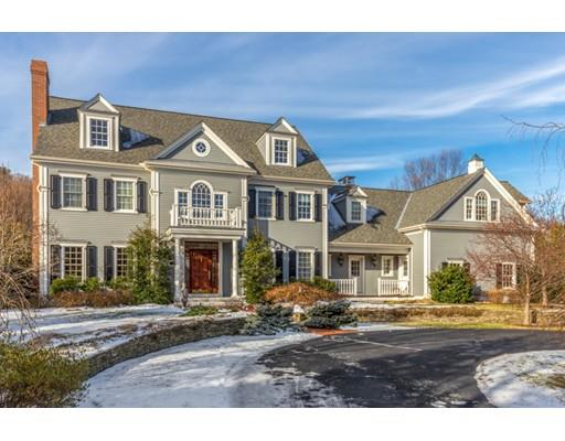 6 Oak Park Circle, Lexington, MA 02420