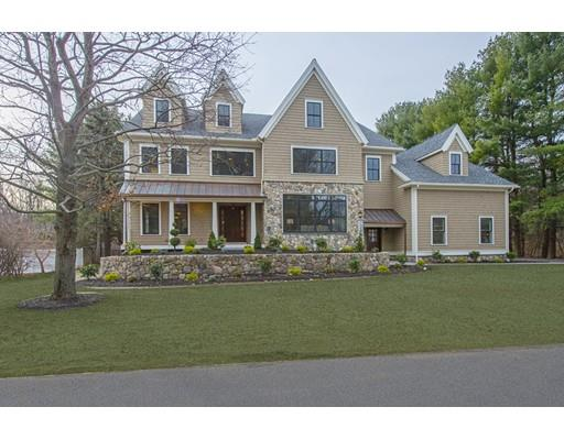 3 Page Rd, Lexington, MA 02420