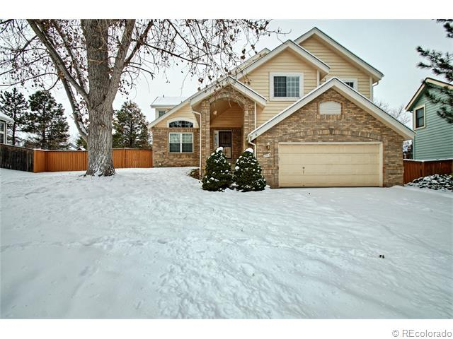 1734 Brookside Drive, Highlands Ranch, CO 80126