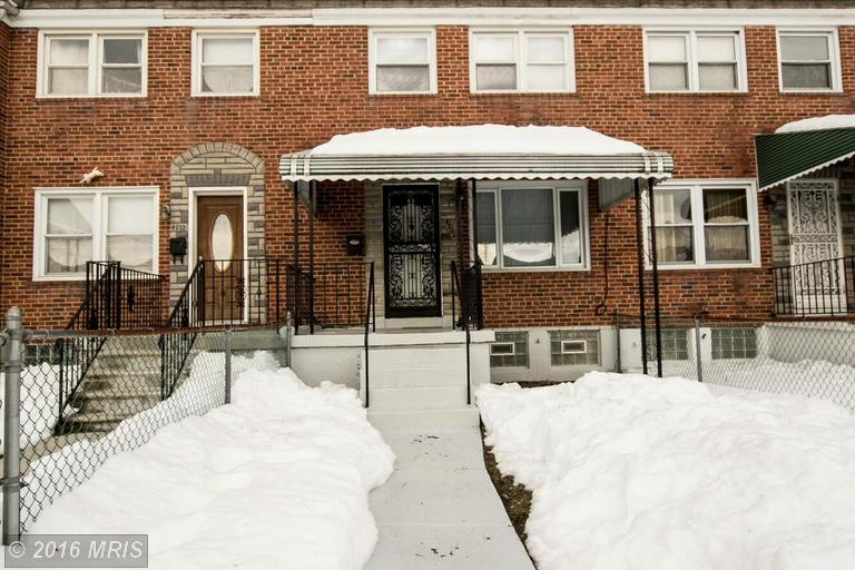 4704 Elison Avenue, Baltimore, MD 21206