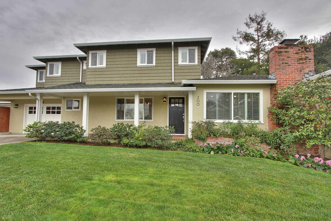 200 Rockridge Rd, San Carlos, CA 94070
