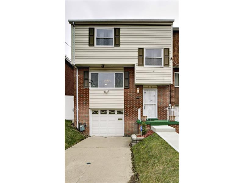 316 N Euclid Ave, East Liberty, PA 15206