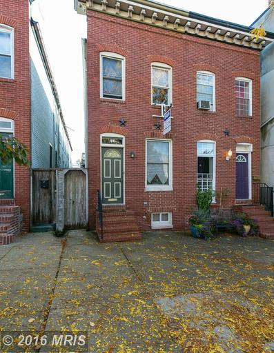 223 Chester Street, Baltimore, MD 21231