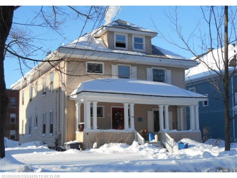 183-185 Dartmouth St, Portland, ME 04101