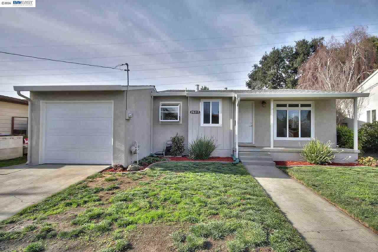 26313 Regal Ave, Hayward, CA 94544