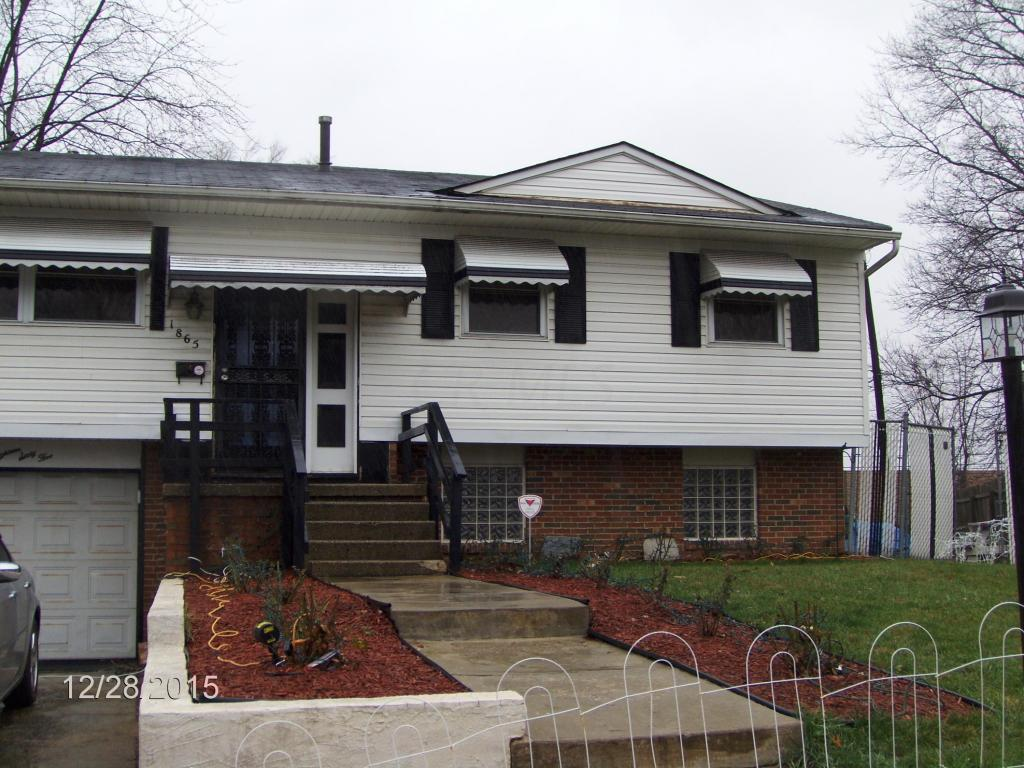 1865 Queensrowe Court, Columbus, OH 43227