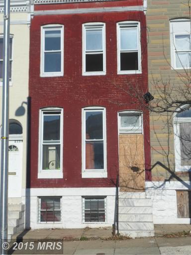 2134 Hollins Street, Baltimore, MD 21223