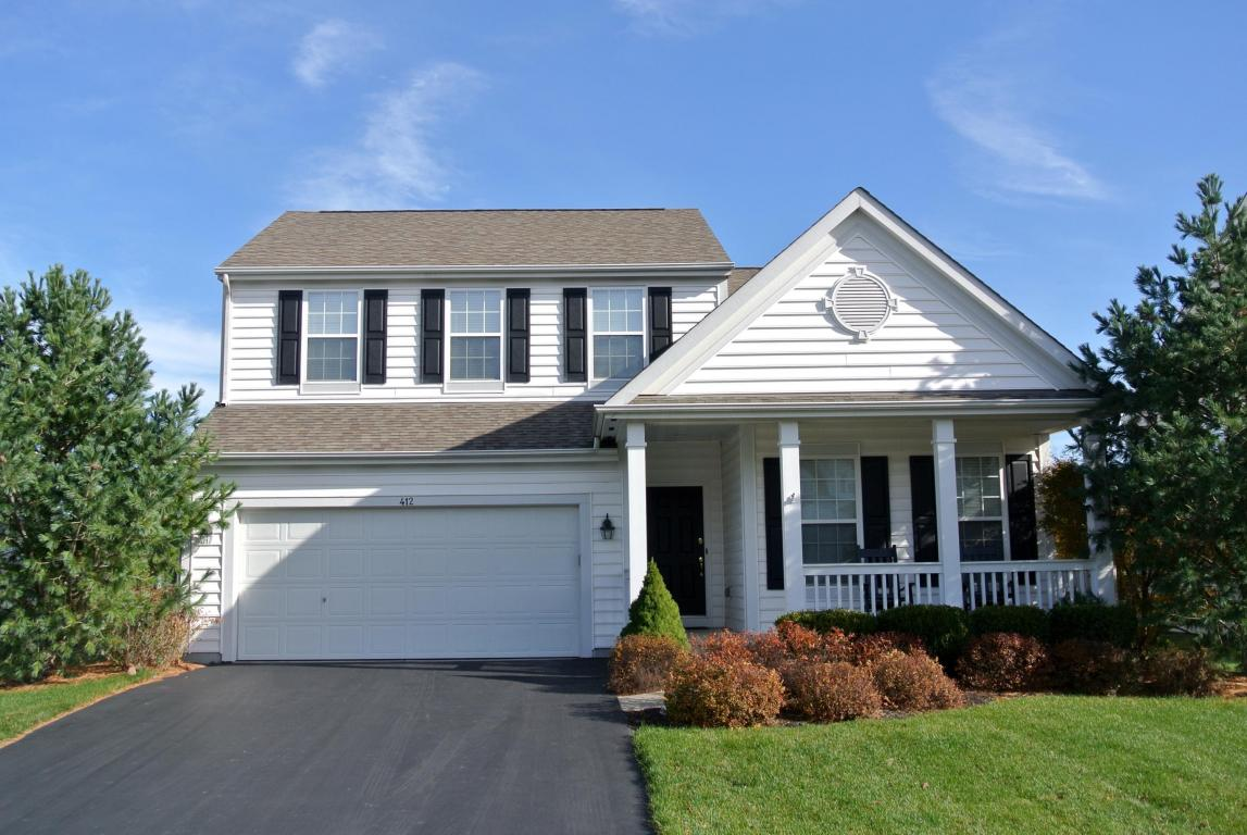 412 Mill Wind Drive, Westerville, OH 43082