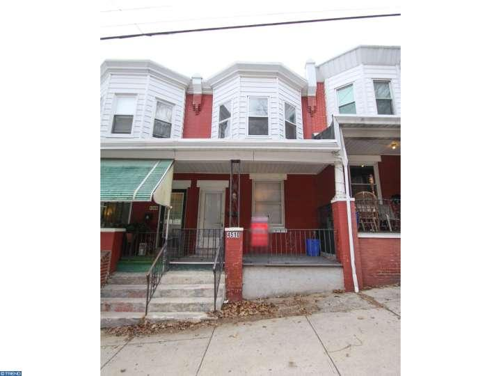 4510 Silverwood St, Philadelphia, PA 19127
