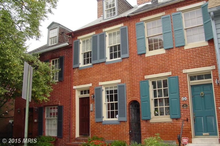 126 Montgomery Street East, Baltimore, MD 21230