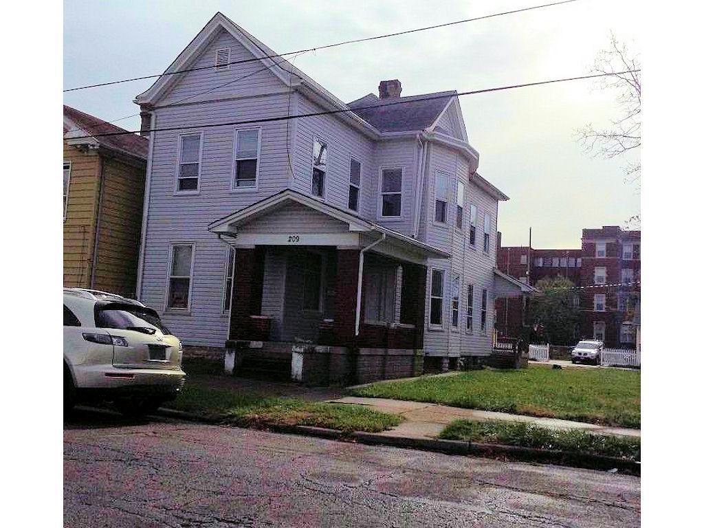 209 Walnut Street, Hamilton, OH 45011