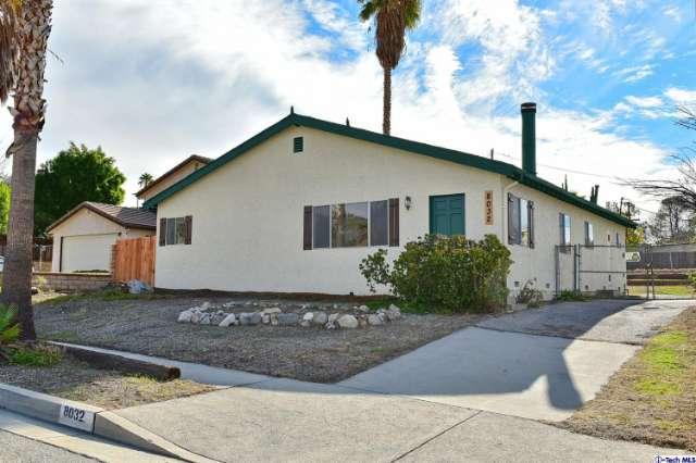 8032 Le Berthon Street, Sunland, CA 91040