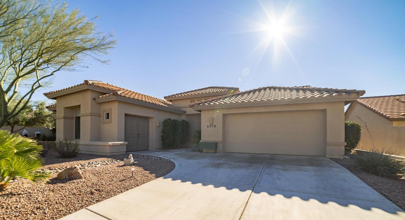 2370 E Bluejay Bluff Lane, Green Valley, AZ 85614