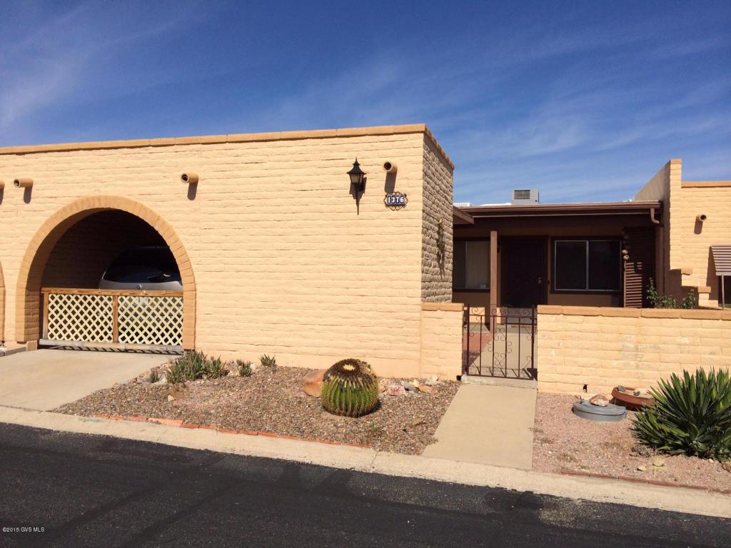 1376 W Aztec Court, Green Valley, AZ 85622