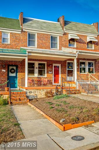 1402 37th Street West, Baltimore, MD 21211