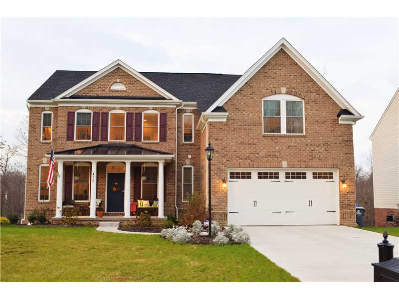 406 Hidden Meadow Dr., Cranberry Twp, PA 16066