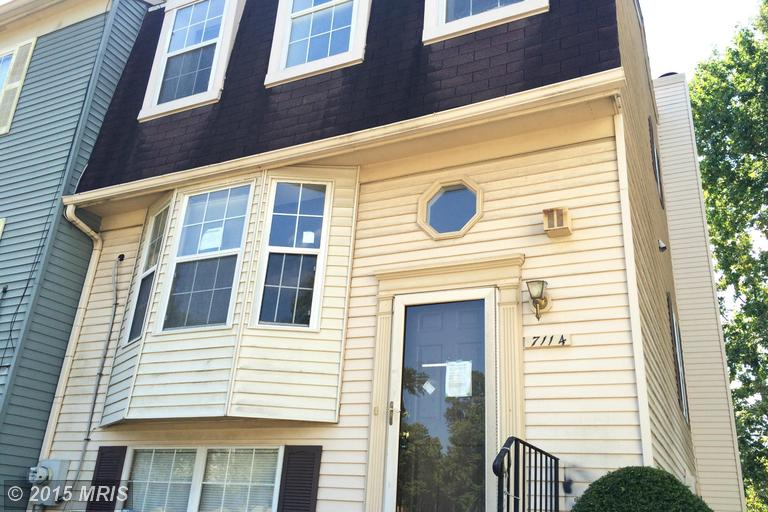 7114 Cipriano Springs Drive, Lanham, MD 20706