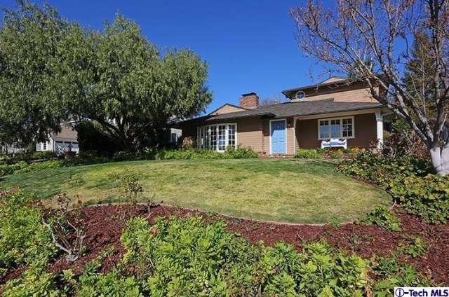 829 Wiladonda Drive, La Canada Flintridge, CA 91011