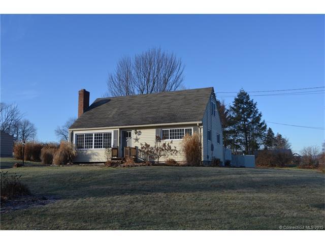 1  Fairchild Rd, Simsbury, CT 06081
