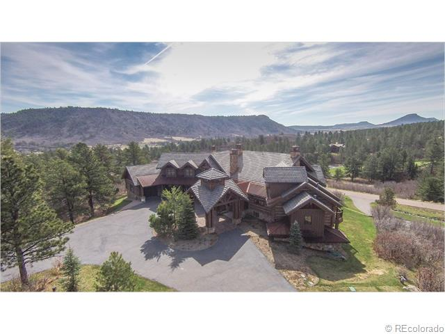 995 Longbow Place, Larkspur, CO 80118