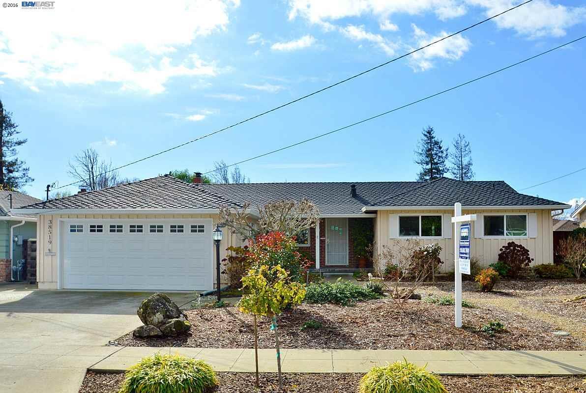 38519 Kerlin St, Fremont, CA 94536